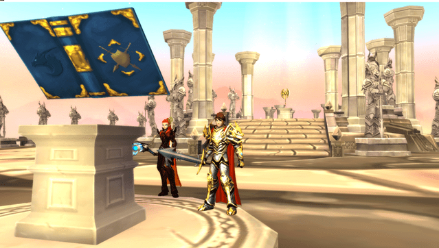 AdventureQuest 3D Celebrates Crowdfunding Roots With