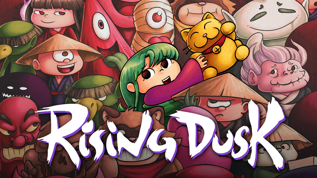 Anti-Coin Platformer Rising Dusk Knows Your Weakness