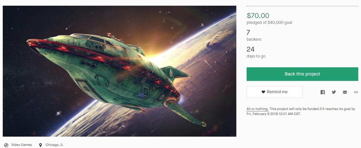 The Futurama Game on Kickstarter is Exactly What You Expect