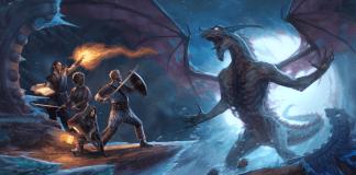 Pillars of Eternity II: Deadfire Beast of Winter