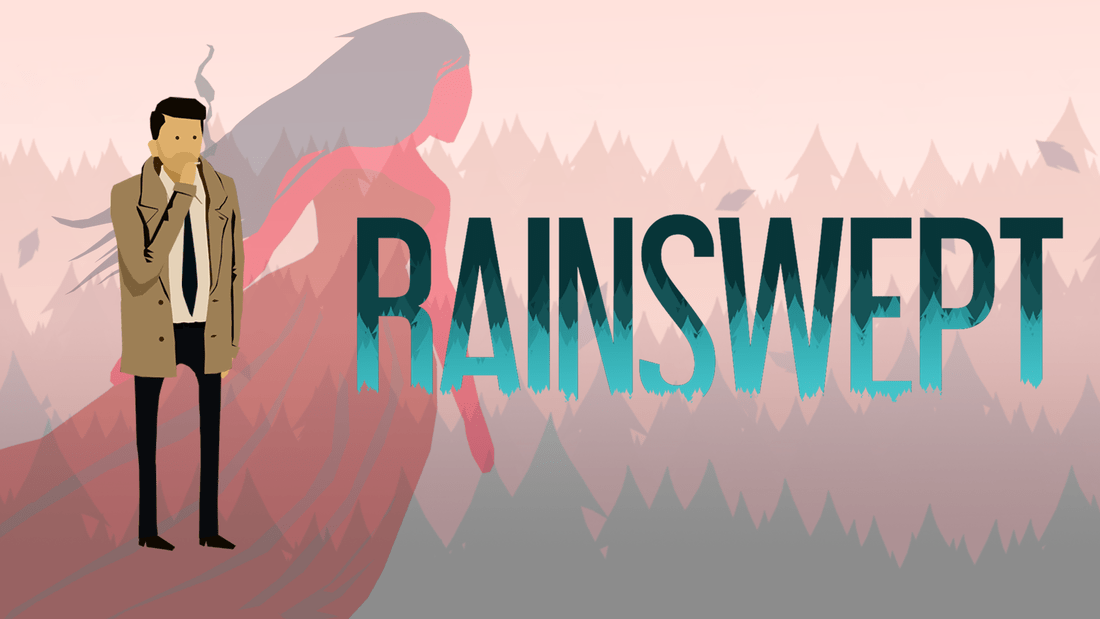 Rainswept : An Beautiful Atmospheric Murder Mystery
