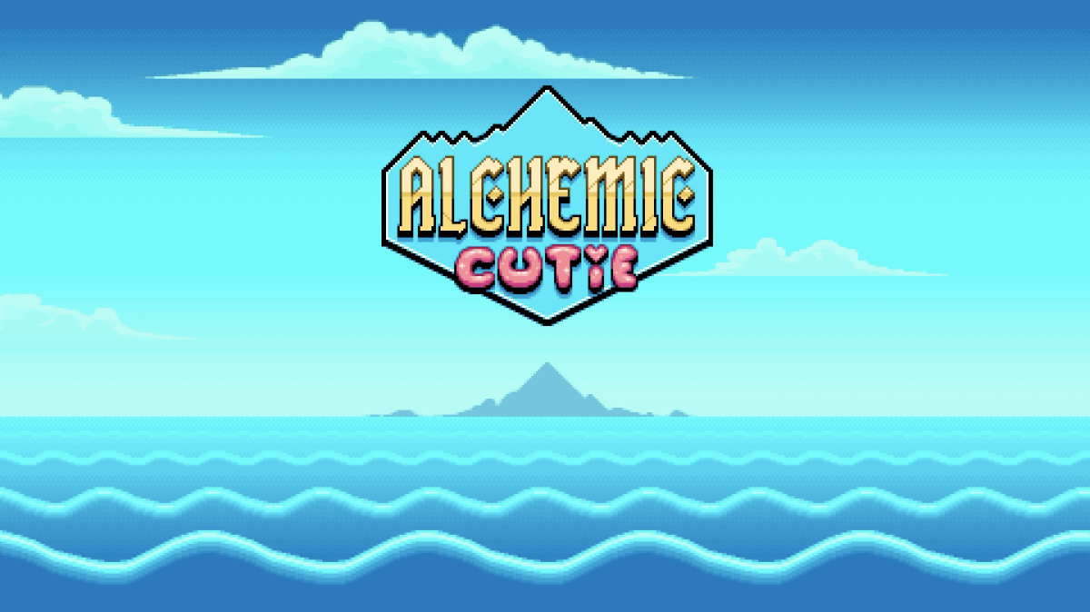 Alchemic Cutie Preview: Low-Fi Jelly Raising
