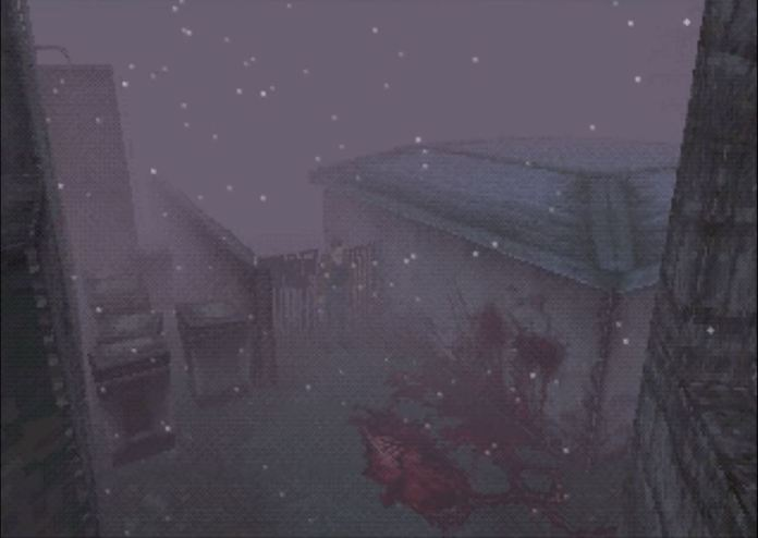 pacing silent hill1