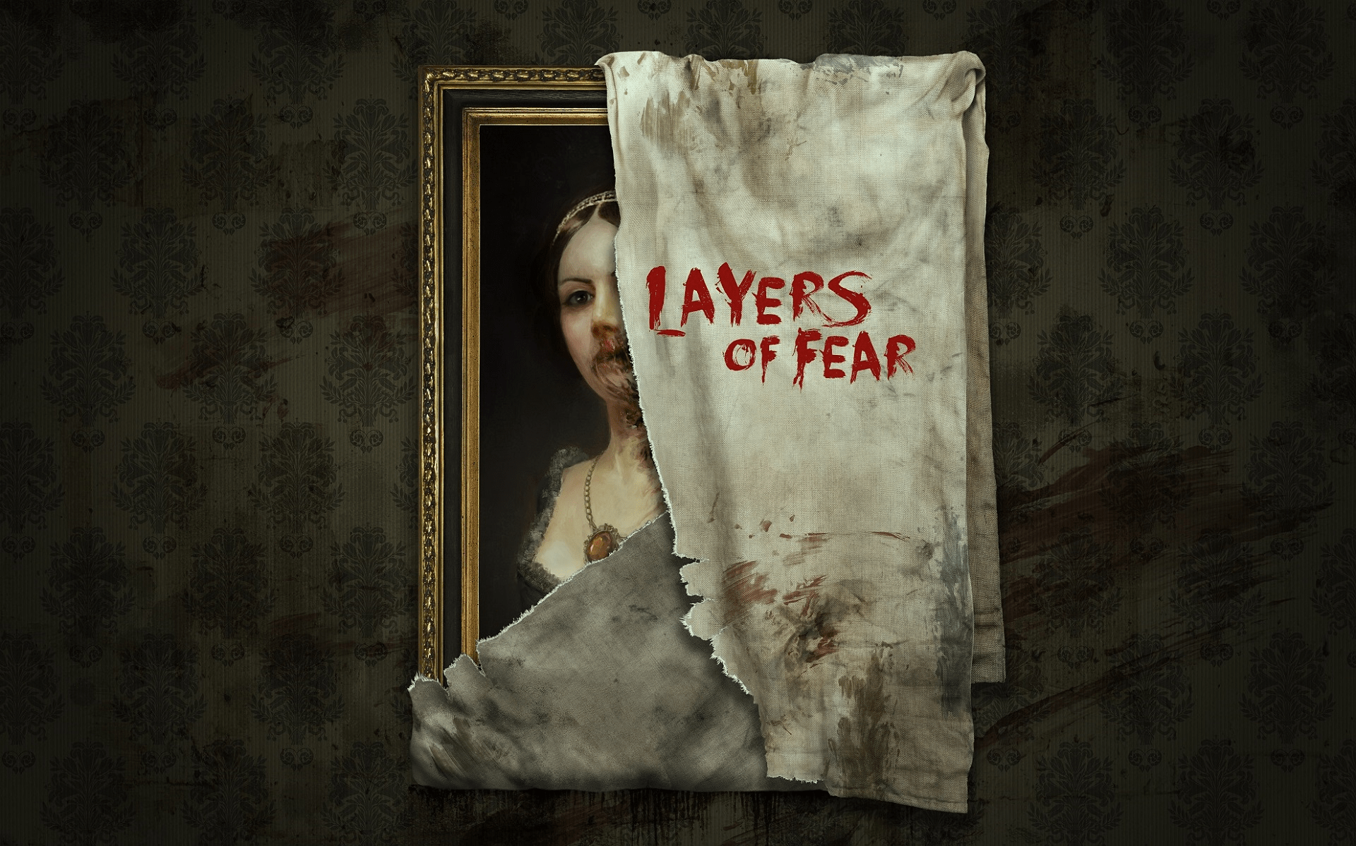 Layers of Fear Title Screen