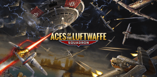 Aces of the Luftwaffe Squadron-title