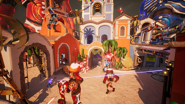 Morphies Law Remorphed gameplay