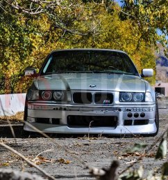 bmw e36 coupe aero kit front lip jap bn style bumper lips and side skirts for [ 1500 x 929 Pixel ]