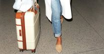 9 Pieces Every Stylish Girl Wears at the Airport