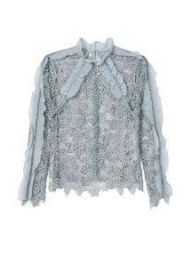 Must-Have: The Prettiest Lace Top