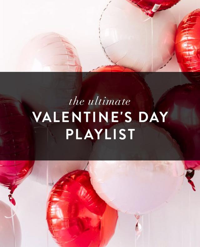 The Ultimate Valentine's Day Playlist Mydomaine