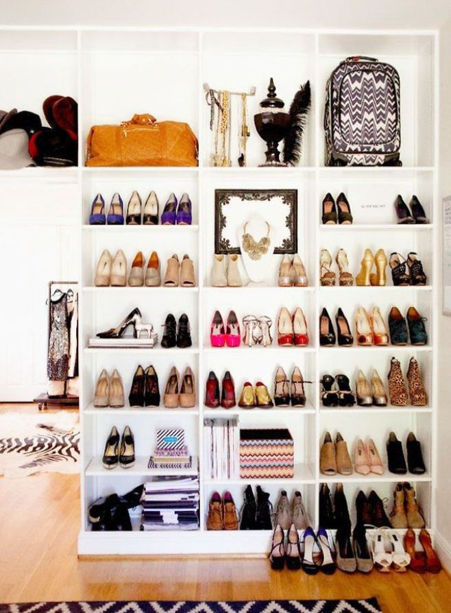 organizing your living room, bedroom, closet, home