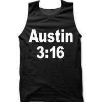 Austin 3:16 tank top / vest by Clique Wear