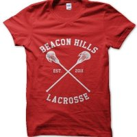 Beacon Hills Lacrosse Teen Wolf inspired t-shirt by Clique Wear