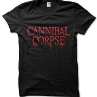 Cannibal Corpse t-shirt by Clique Wear