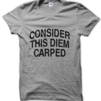 Consider this Diem Carped t-shirt by Clique Wear