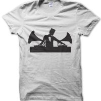 DJ Gramophone t-shirt by Clique Wear