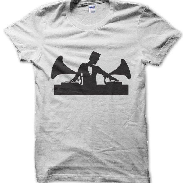 DJ Gramophone t-shirt by Clique Wear