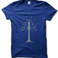 LOTR Tree of Gondor t-shirt by Clique Wear
