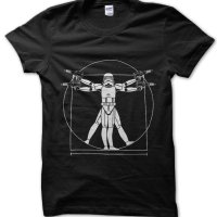Star Wars Da Vinci t-shirt by Clique Wear
