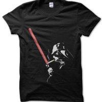 Star Wars Darth Vader cigarette t-shirt by Clique Wear