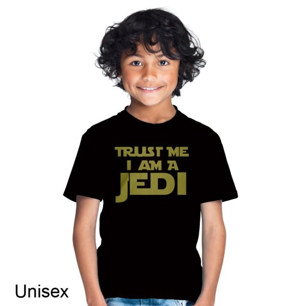Trust Me I'm a Jedi Star Wars t-shirt by Clique Wear