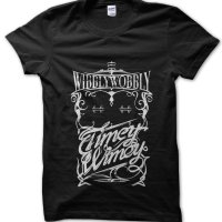 Wibbly Wobbly Doctor Who t-shirt by Clique Wear