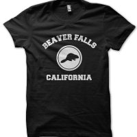 Beaver Falls California t-shirt by Clique Wear