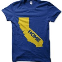 California Home t-shirt by Clique Wear