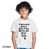 I Solemnly Swear I am up to No Good t-shirt by Clique Wear