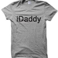 idaddy t-shirt by Clique Wear