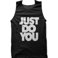 Just Do You tank top / vest by Clique Wear