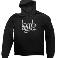 Lamb of God hoodie by Clique Wear