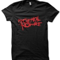 My Chemical Romance rock band metal music MCR t-shirt by Clique Wear