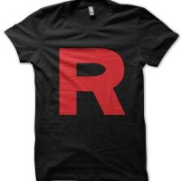 Team Rocket pokemon inspired t-shirt by Clique Wear