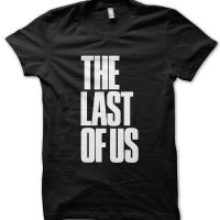 The Last of Us video game inspired ps4 xbox t-shirt by Clique WearThe Last of Us video game inspired ps4 xbox t-shirt by Clique Wear