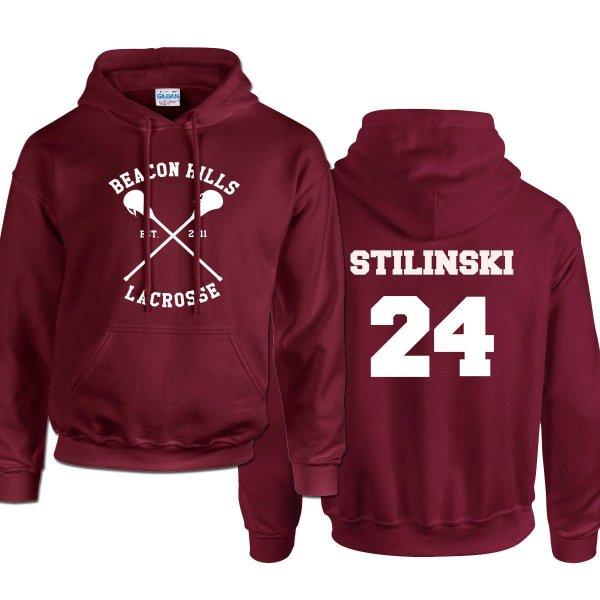 Stilinski Teen Wolf hoodie by CliqueWear