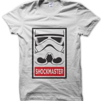 Shockmaster t-shirt by Clique Wear
