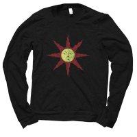 Praise the Sun logo jumper by Clique Wear