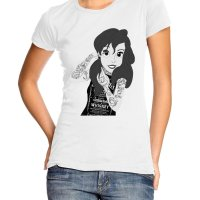 Punk Ariel t-shirt by Clique Wear