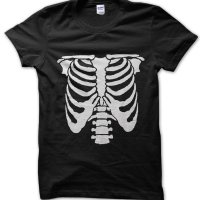 Ribcage t-shirt by Clique Wear