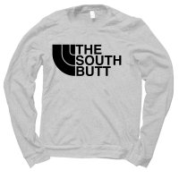 The South Butt jumper by Clique Wear