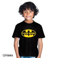 Personalised Batman t-shirt by Clique Wear