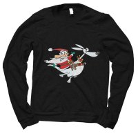 Santa Boomer Christmas jumper by Clique Wear