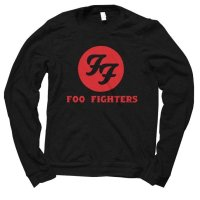 Foo Fighters jumper by Clique Wear