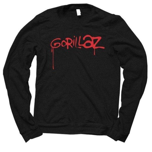 Gorillaz jumper by Clique Wear