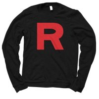 Team Rocket jumper by Clique Wear