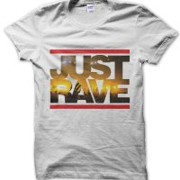 Just Rave t-shirt by Clique Wear