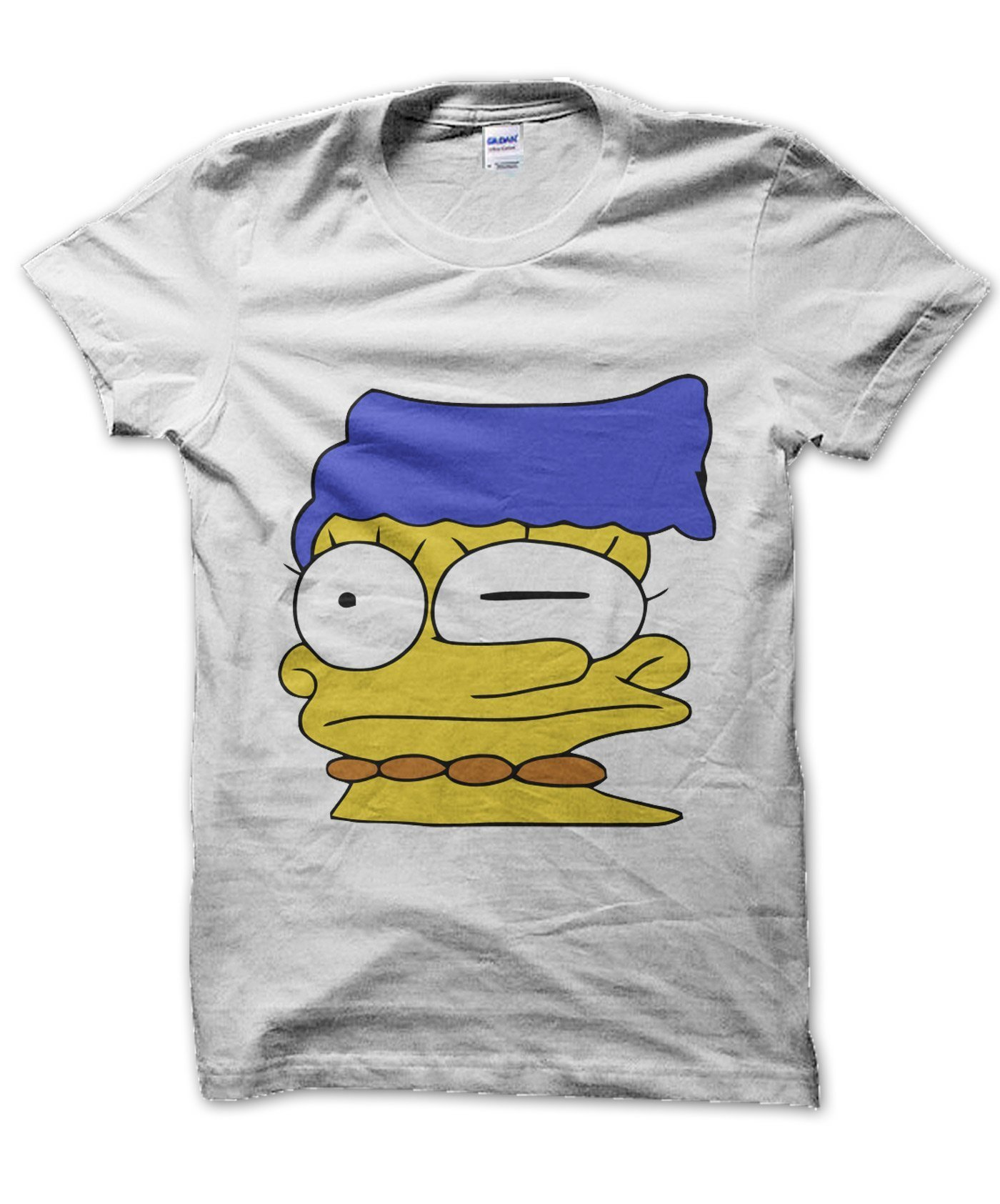 99457caa Marge Stretched Face T-Shirt • Clique Wear
