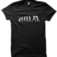 Evolution of a Boxer t-shirt by Clique Wear