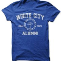 Hobbit White City Alumni t-shirt by Clique Wear